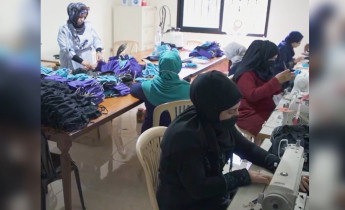 A STITCH IN TIME SAVES LIVES IN LEBANON