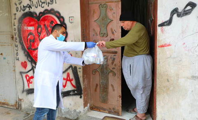 THE UN RELIEF AND WORKS AGENCY FOR PALESTINE REFUGEES IN THE NEAR EAST (UNRWA)